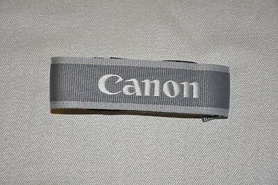 CANON EOS 5D10TH ANNIVERSARY SPECIAL EDITION GREY W40mm NECK SHOULDER STRAP NEW