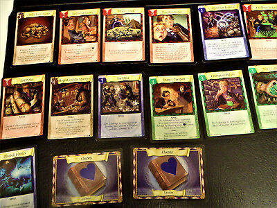 34 Different Harry Potter Cards
