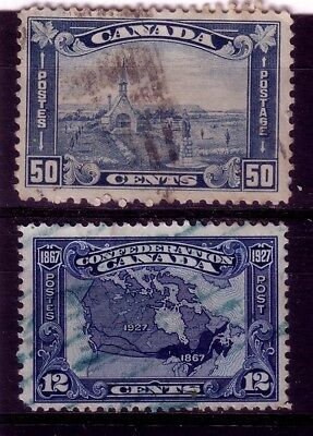 Stamps Canada.2 Old Commemoratives!