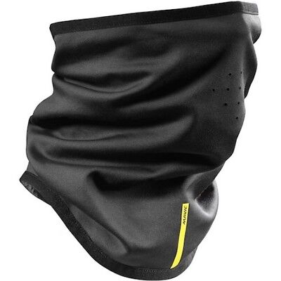 MAVIC Neck Warmer Schwarz Rennrad Radsport Mountain-Bike NEU
