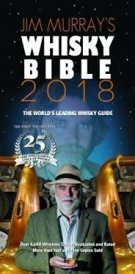 Jim Murray's Whisky Bible 2018 by Jim Murray 9780993298622 (Paperback, 2017)