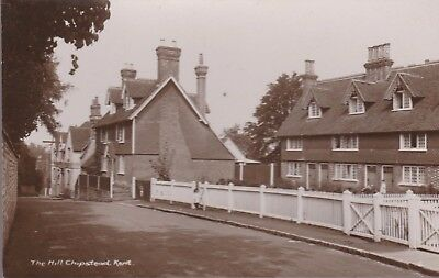 Vintage Rp Card Of The Hill, Chipstead - Young Children