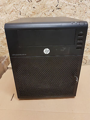 HP ProLiant MicroServer G7 N40L 2GB RAM, ,AMD Turion II  DVD, Home Server |MS01