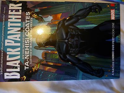 Black Panther Vol 1 A Nation Under our Feet. TA - NEHISI COATES Brian Stelfreeze