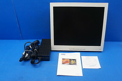 "Karl Storz 9701-19 19"" Barco LCD Monitor, 1280x1024 Resolution, 5:4 Aspect Ratio"