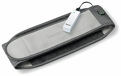 Beurer HK67 Portable Heated Belt + PowerBank Heat therapy for Back Muscle Pain