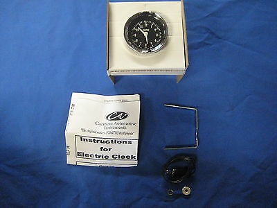 MG  BRAND NEW BGT MGB or MIDGET SMITHS 52MM TIME CLOCK CLASSIC CAR KIT    ***