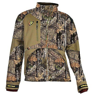 2051 ScentBlocker Matrix Jacket with Windbrake, Mossy Oak, 2X-Large
