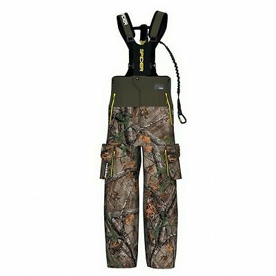 2056 Scentblocker Recon Spider Web Tree stand safety Real tree Xtra Camo XL