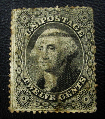 nystamps US Stamp # 36 Used $350