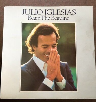 Julio Iglesias – Begin The Beguine – CBS 85462