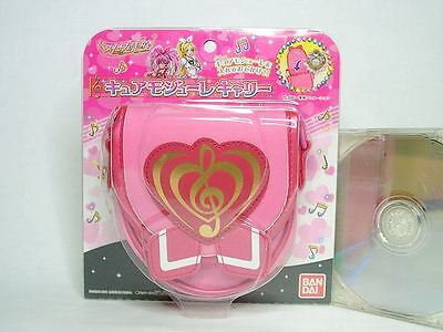 Suite Pretty Cure Precure  Brooch Carry Case Holder Cosplay Bandai Japan New