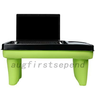 Multifunctional Car Computer Desk Folding Inflatable Table  Home Office PC Gift