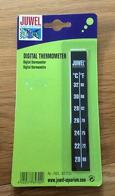 Juwel LCD stick on thermometer