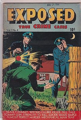 Exposed  # 4   1948     True Crime Cases