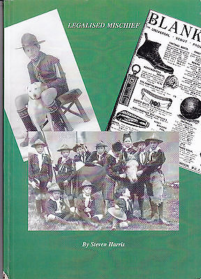 BOY SCOUT Legalised Mischief Vol 1 History Scout Movement Grassroots Perspective