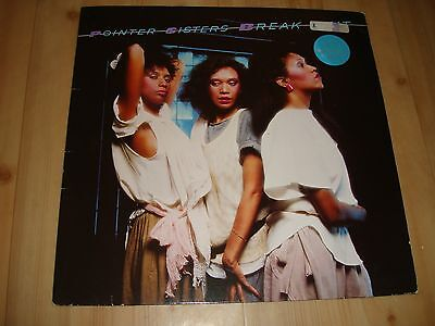 Pointer Sisters-Break Out [Planet ] With Innersleeve