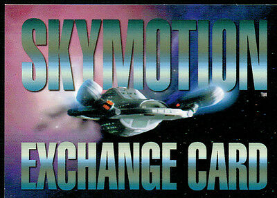 Star Trek Voyager Season 1 Skymotion Exchange Card