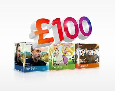 Introduce a friendShare Sky TV with a friend and get £100 each