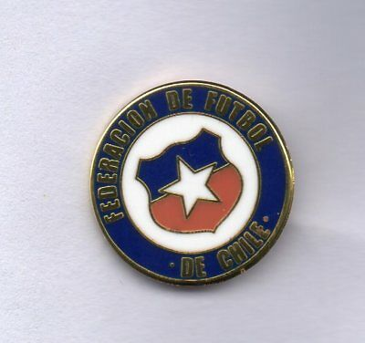 Chile F.a. Badge...new