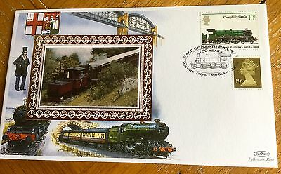 Benham Railways Trains First Day Cover Benham Cover Vale Of Neath Railway