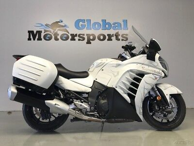 Kawasaki Concours™  2012 Kawasaki Concours 14 ABS Used LOW MILES CUSTOM PAINT EXCELLENT CONDITION