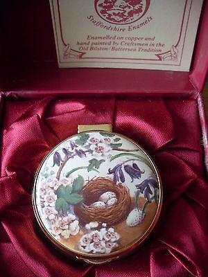 Staffordshire Enamels Box Country Diary Of An Edwardian Lady Birds Nest May