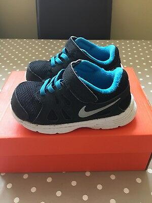 Nike ~ Boys Revolution Trainers ~ Size 7.5 (Infant)