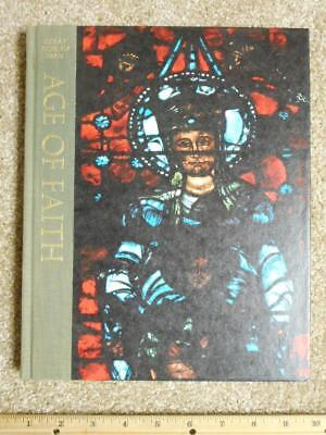 Time-Life Great Ages of Man - Age of Faith by Freemantle 1965