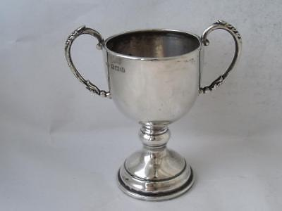 Solid Sterling Silver Trophy Cup 1936/ H 9 cm/ 44 g