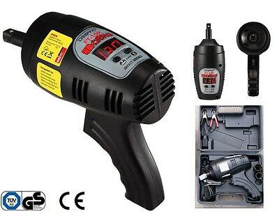Liftmaster 12V Impact Wrench with Digital Display & Torque Configuration