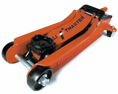 Liftmaster 80mm Low entry Profile 2 Ton Hydrualic Trolley Car Jack