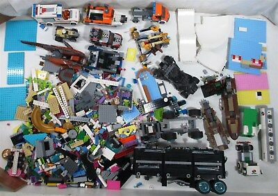 9 lbs Lot of Bulk Lego Building Block Toy Parts & Pieces Loose Legos #6