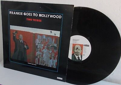 """Frankie Goes To Hollywood """"two Tribes"""" Ep 45 Giri 12"""" 1984 Made In England"""