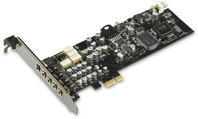 NEW! ASUS Xonar DX 7.1 PCI-E Low Profile Sound Card