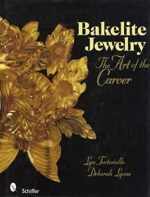 Vintage 1930s Bakelite Jewelry Collector ID Guide - Carved Art Deco Bangles More