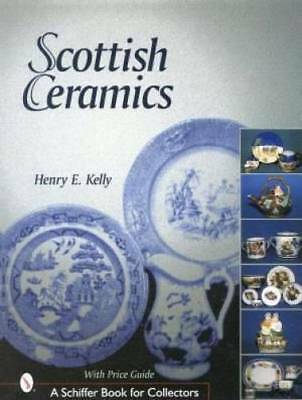 Scottish Ceramics & Pottery Ref Book Glasgow Girls MORE