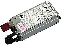 NEW! Hewlett Packard Enterprise 754376-001 Power Supply Hot Plug 1U