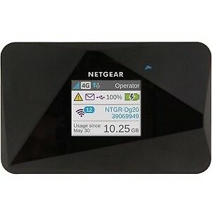 NEW! Netgear Aircard Ac785 Ieee 802.11N Cellular Wireless Router 4G Lte 850 Lte