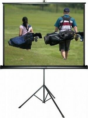 """NEW! Sapphire STS150 85"""" 1:1 Black projection screen STS150"""