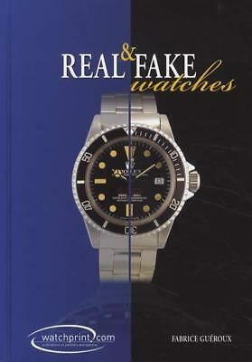 Real & Fake Luxury Watches ID Reference w Photos - Cartier Rolex & Most Others