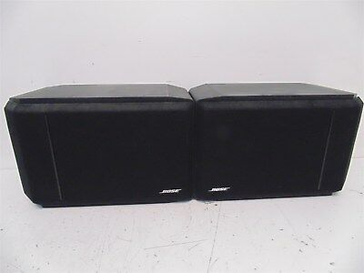 Pair Bose 301 Series Iv Direct/reflecting L&r Speakers Working
