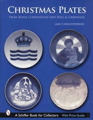 Vintage Christmas Plates Collector Guide incl Royal Copenhagen & Bing Grondahl