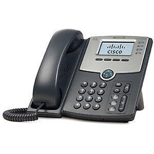 NEW! Cisco Spa 509G Ip Phone 12 X Total Line Voip 2 X Network Rj-45