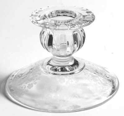 Cambridge DIANE CLEAR (STEM 3122) Candle Holder 6366917