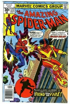 Amazing Spider-Man #172 (1977) NM- Marvel Comics