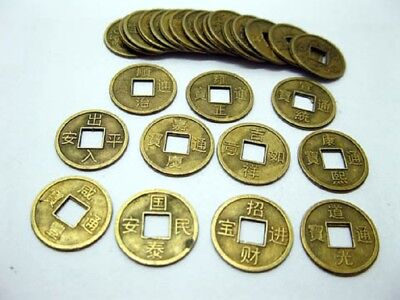 500Pcs New Chinese Fengshui Auspicious Coins 16mm