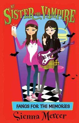 Fangs for the Memories by Sienna Mercer 9781405278447 (Paperback, 2016)