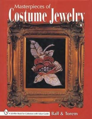 Masterpieces of Vintage Costume Jewelry Collector Guide incl Signed Pieces