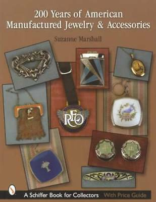 Vintage Jewelry ID 200 Yrs Collector Guide incl 1920s Mesh Purses & Match Safes